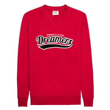 Dreamers Collection Print Pullover