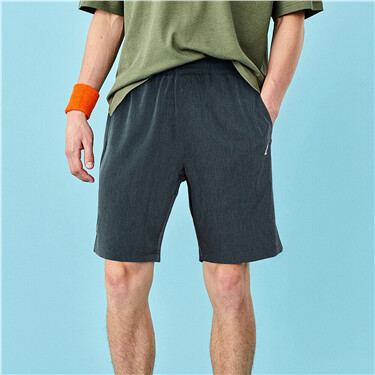3M scotchgard™ stretchy quick-drying shorts