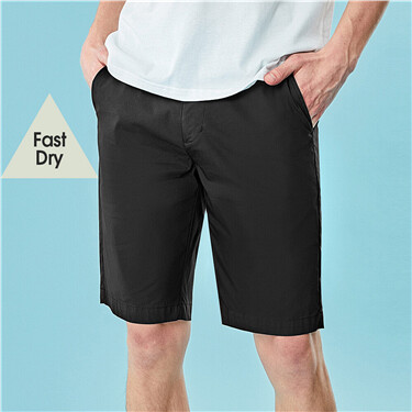 Thin stretchy quick-drying shorts