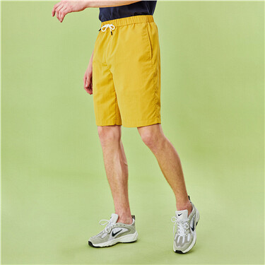 Thin elastic waistband loose s