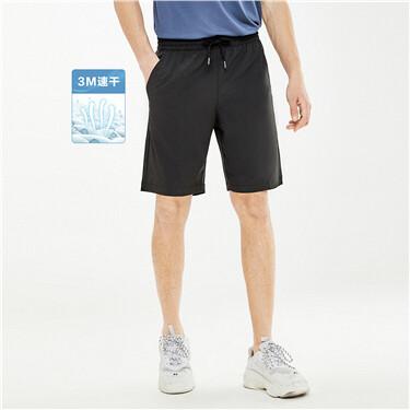 男裝G-motion 3M Scotchgard™快乾輕薄短褲
