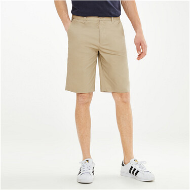 High-tech lightweight mid-rise shorts
