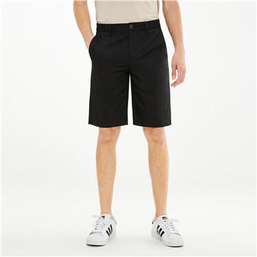 High-tech lightweight mid-rise shorts