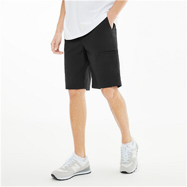 Multi-pocket stretchy lightweight shorts