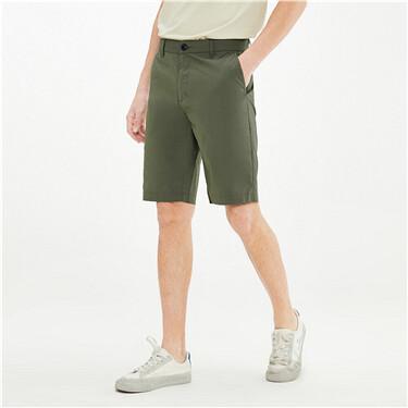 High-tech cool mid-rise shorts