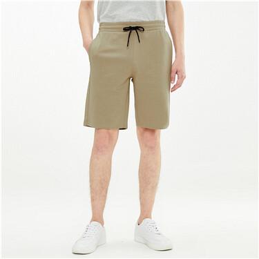 男裝G-motion黑科技涼感快乾鬆緊腰短褲