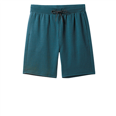 Solid Double Knit Shorts