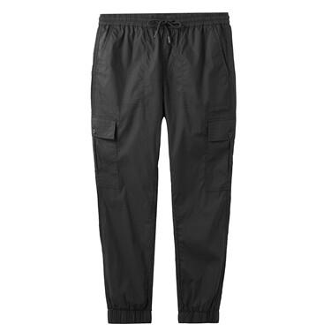 男裝工裝袋長褲