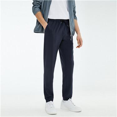 【網上獨家】男裝G-Motion 3M Scotchgard™黑科技速乾可收納束口褲