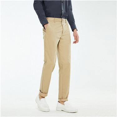 High-tech cool lightweight slim pants