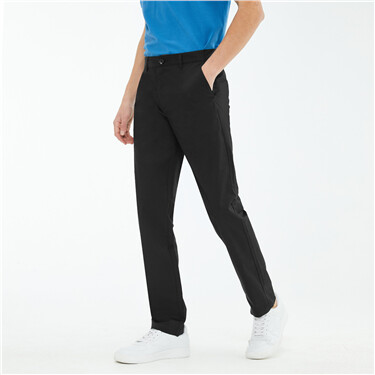 High-tech cool lightweight slim pants