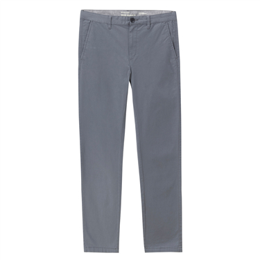 INNO low rise slim tapered casual khakis