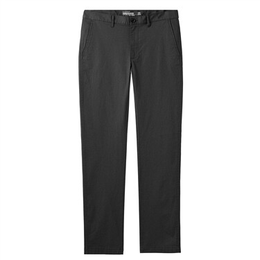 Mid-low rise slim pants