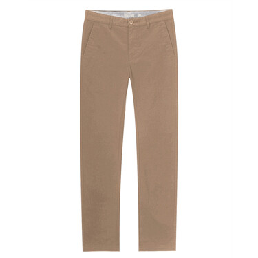 Low Rise Slim Tapered Khakis