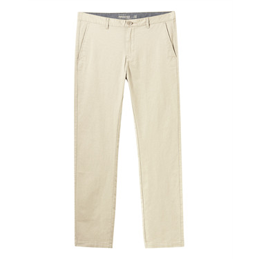 Giordano Low Rise Slim Tapered Khakis
