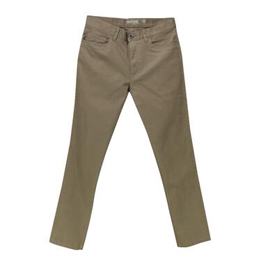 Modern Low Rise Skinny Tapered Khakis