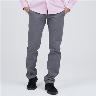 Low Rise Slim Tapered Pants