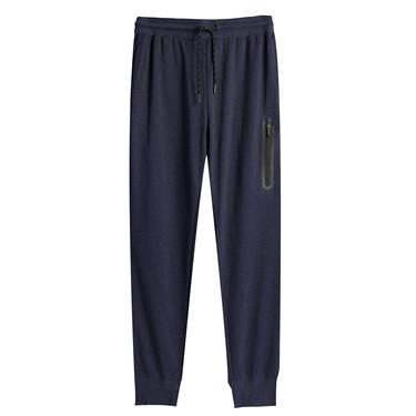 Zip Pocket Slim Jogger Pants