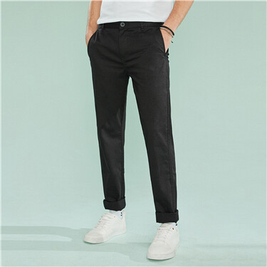 INNO low rise slim tapered