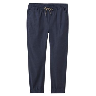 Drawstring Slim Taper Pants