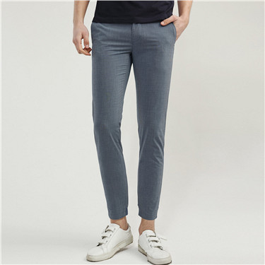 COOLMAX tapered ankle pants