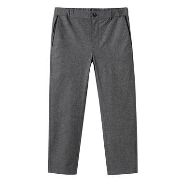Strechy low rise elastic waist ankle pants
