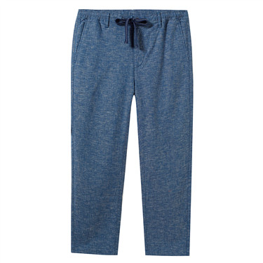 Mens casual ankle-length pants