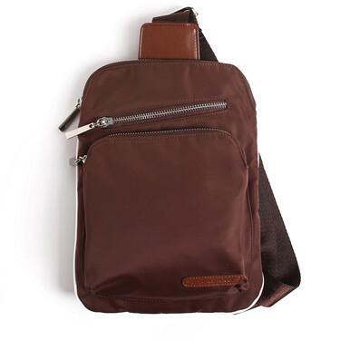 Nylon Cross Body Bag