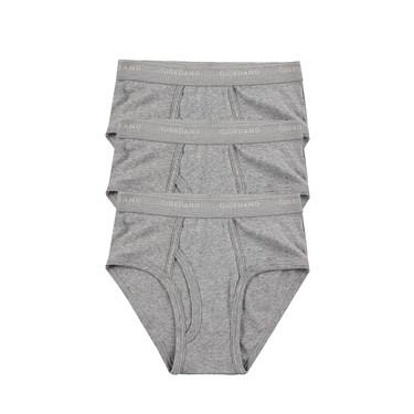 Basic cotton briefs (3pcs/pack)(Men)