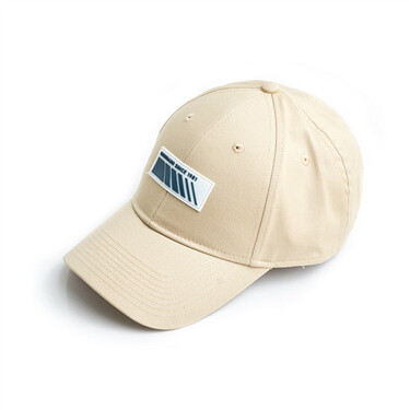 Embroideried letters cap
