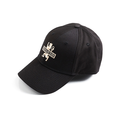 Embroidered graphic cap