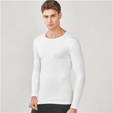 G-Warmer crewneck strechy long sleeve undershirt