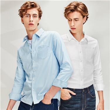 2-Pack Long Sleeve Casual Shirt