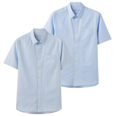 2-pack short-sleeve pocket shirt