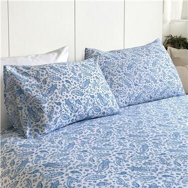 100% Antimicrobial Cotton Pillow Case (1PC)