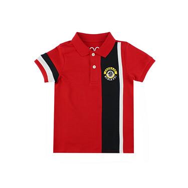Junior Cotton Lycra Short Sleeve Polo Shirt