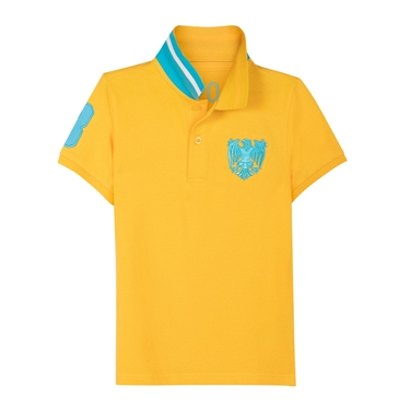 Junior 3D Griffin Polo