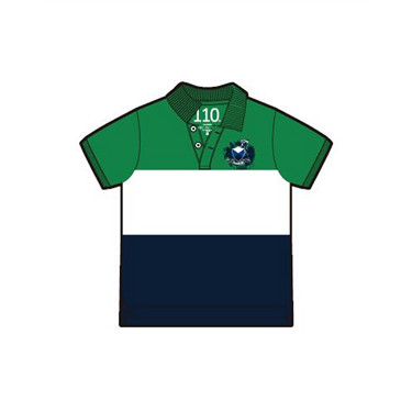 Junior 3D Napoleon Courage polo