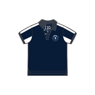 Junior sport embroidery polo