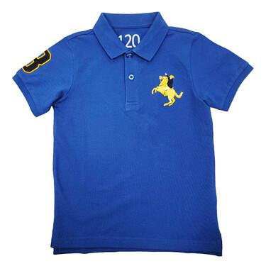 Junior 3D Napoleon Polo Shirt