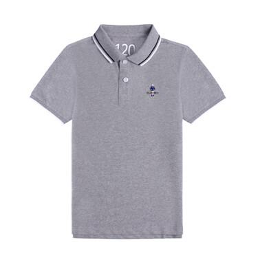 Junior Classic Men Embroidery Polo