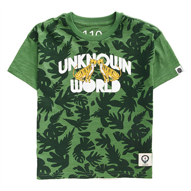 Jungle Printed Tee