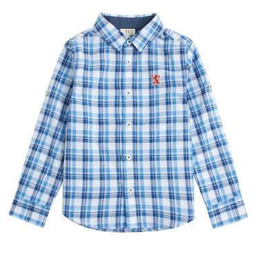 Juniors Flannel Shirt