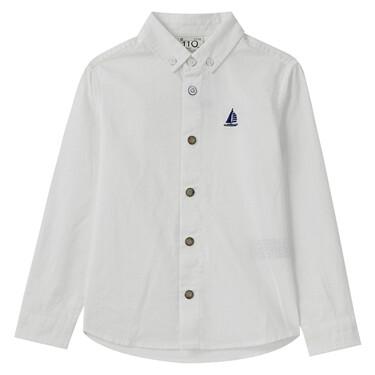 Junior Linen Cotton Shirt