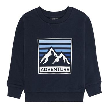 Junior Adventure Pullover