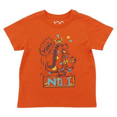 Kids Discovery Graffiti Print T-shirt