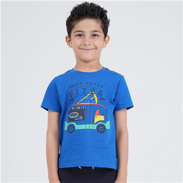 Juniors Printed Tee