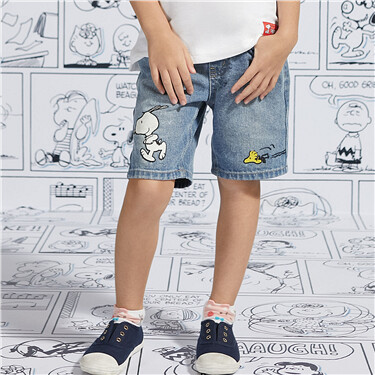 PEANUTS Denim Pants for Junior