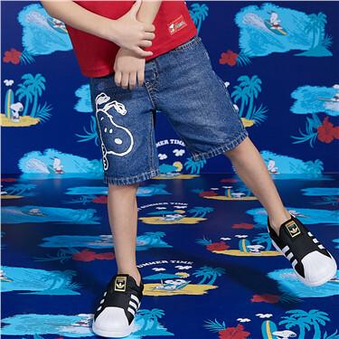 PEANUTS Denim Pants for Junior