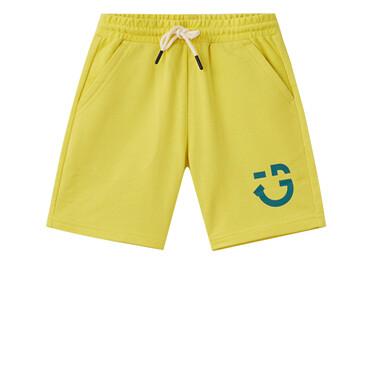 Junior Cotton Drawstring Shorts